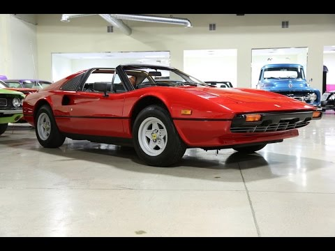 1978 Ferrari 308 GTS  One Take  YouTube