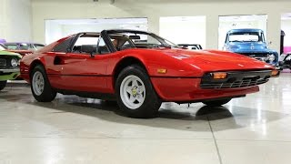 1978 Ferrari 308 GTS - One Take