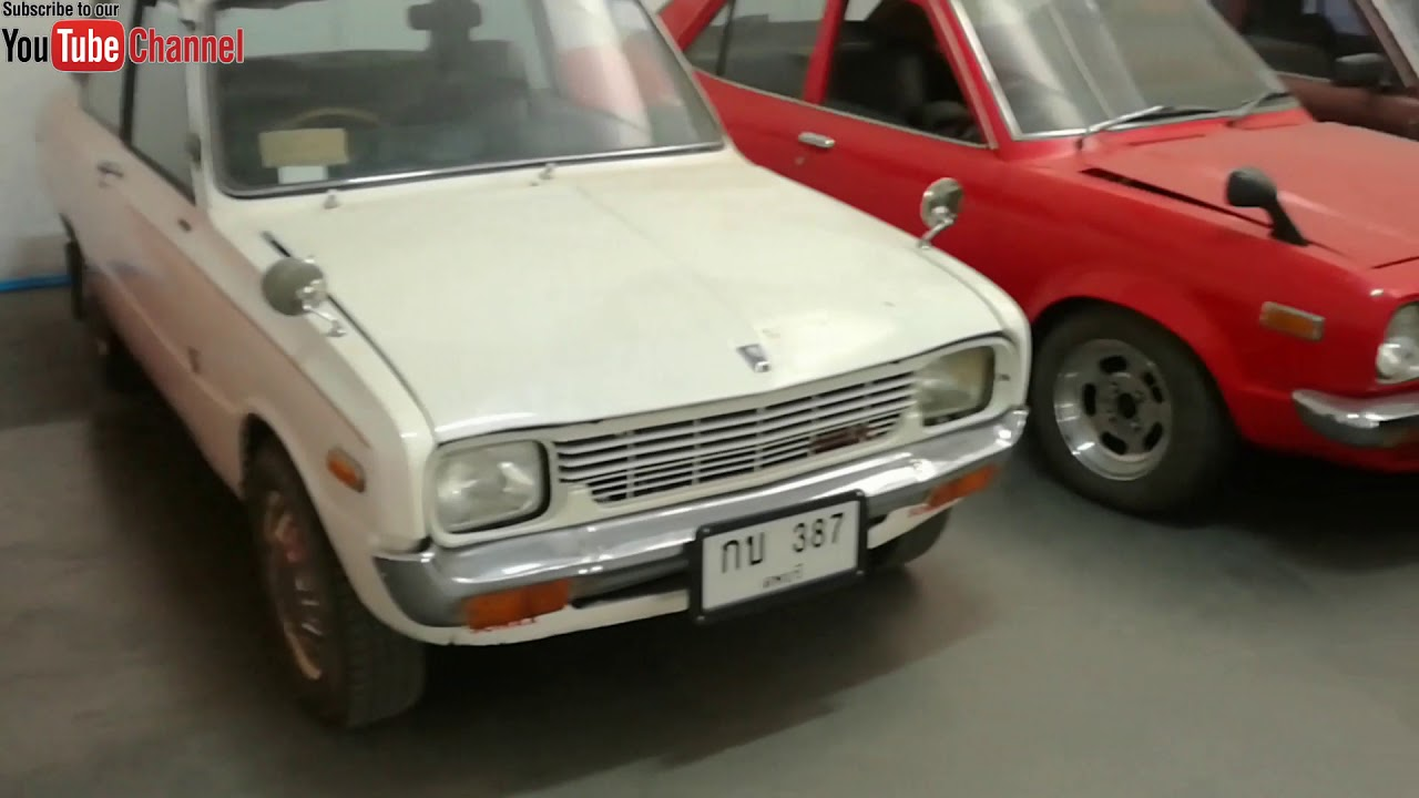 Buying used car classics in Thailand. - YouTube