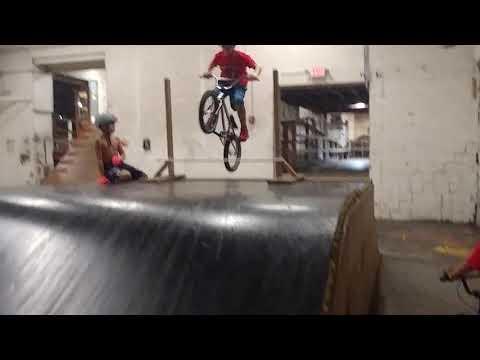 Wheel Mill resin Jump