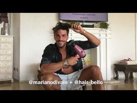 Self-made hairstyle tutorial MDVstyle - Mariano Di Vaio