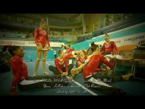 2014 Worlds, USA Gymnastics - Forever In My Mind