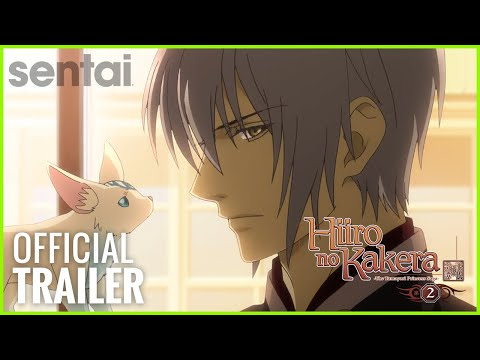 Hiiro No Kakera ~ The Tamayori Princess Saga 2 Official Trailer