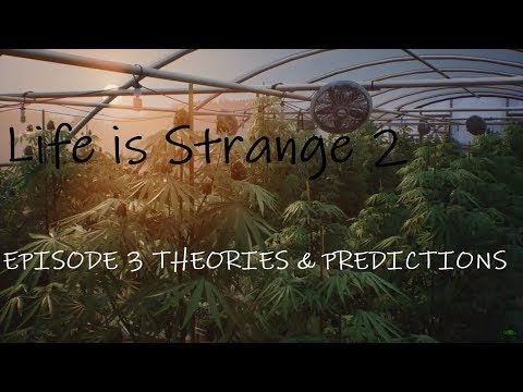 Life is Strange 2 - EPISODE 3 (Theories, Prediction, Speculation) thumbnail