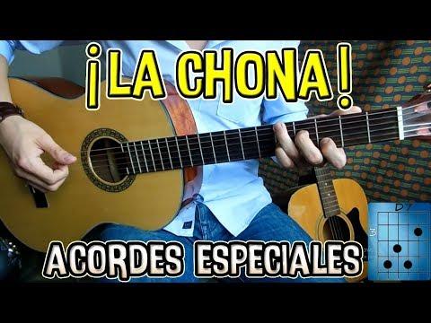 """Como tocar """"La chona"""" Tucanes de tijuana + acordes para norteñas-corridos"""