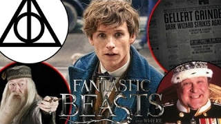 28 Fantastic Beasts And Where To Find Them Easter Eggs & References