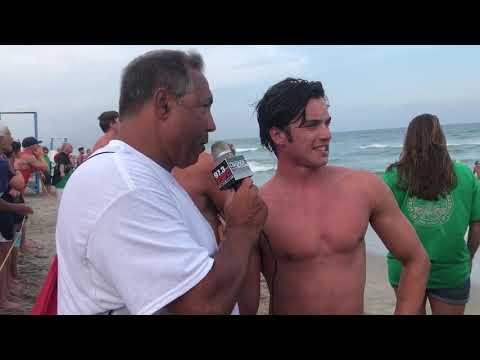 Joe Rogers Interview at the Mike McGrath Longport Memorial Races