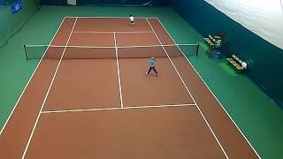 Большой теннис 8-9 лет