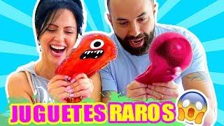 ABRIENDO SORPRESAS RARAS ft El Pipi - PLAY SandraCiresArt