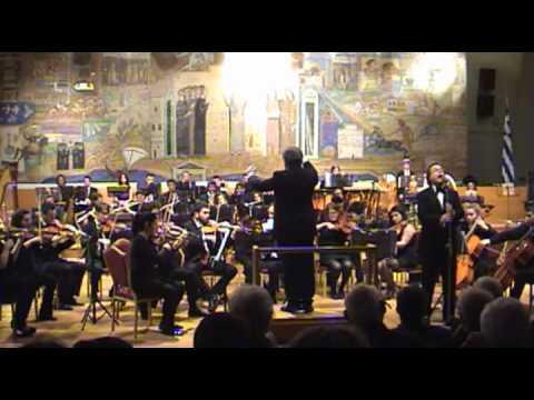 Christmas Concert of Aristoteles University of Thessaloniki 18/12/12