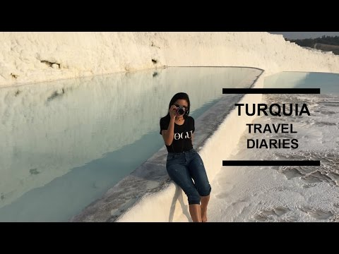 Turquía, travel diaries