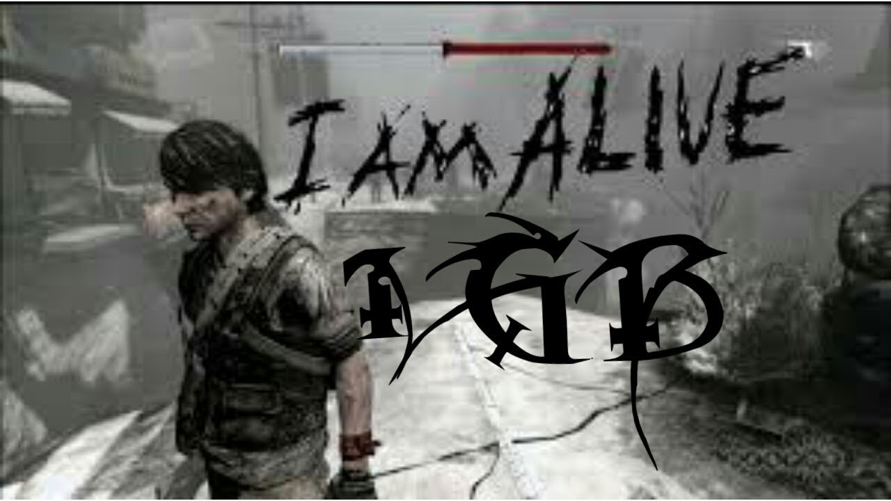 Download I AM ALIVE game for PC | Highly compressed