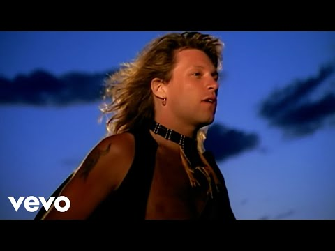 Bon Jovi - Blaze Of Glory:歌詞+翻譯