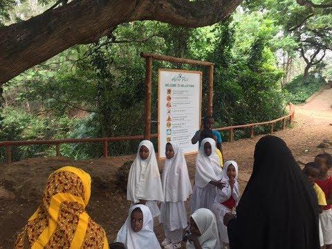 Abu-Rayyan Academy Mombasa . trip To Haller Park (Eng)