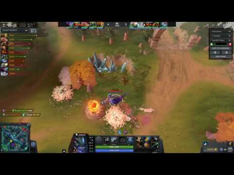 Secret Vs Liquid Dac Full Game 1 Cast Youtube