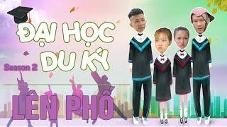 Phim Hài Mới Nhất 2020 | Đại Học Du Ký - Season 2 | LÊN PHỐ THI ĐẠI HỌC