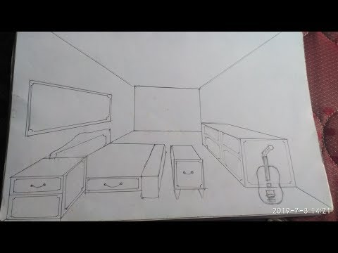 Sketsa Kamar Tidur Youtube