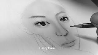 Should I upload speed drawing? || Blackpink Jennie full ver?