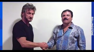 El Chapo: How Sean Penn's Interview Led To Drug Lord's Recapture