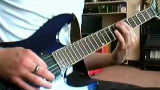 SOULFLY TREE OF PAIN INTRO GUITAR