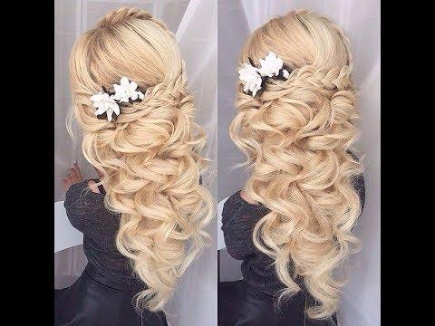 Прическа в стиле Голливудских звезд на свадьбу,выпускной или день рождения