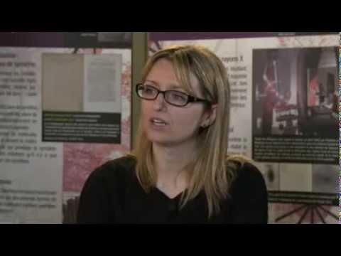 Interview de Simona Dalla Bernardina