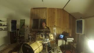 Asia - Awake. Drum cover. Marko.