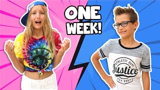 Switching Clothes with my Brother!!!! thumbnail