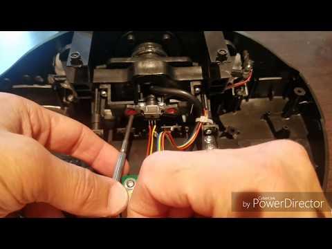 Thrustmaster 458 Ferrari racing wheel fix