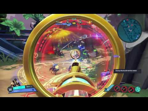This Guy's Marquis Is Too Clean (Battleborn Gameplay)