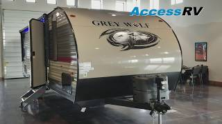 2018 Forest River Grey Wolf 22MKSE - Travel Trailer - RV Review: Access RV