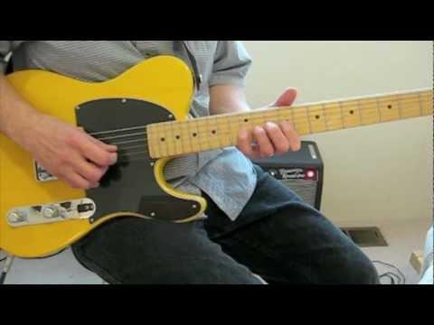 Guitar Lesson: Heartbreaker (Rolling Stones)