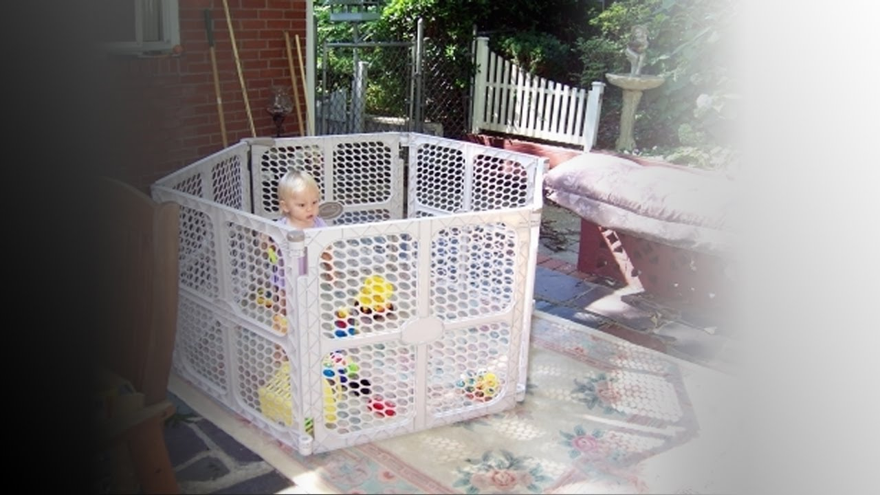 Summer Infant Secure Surround Play Safe Play Yard Reviews
