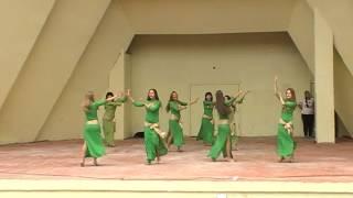 Арабские танца ХАБИБИ в парке Горького