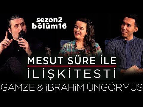 Mesut Süre İle İlişki Testi | Konuklar: Gamze & İbrahim Üngörmüş