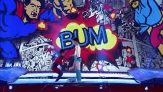 Jumpman Tomek i Flyman Vincent | SuperDzieciak
