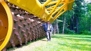 15 Extreme Industrial Machines Ever Made!