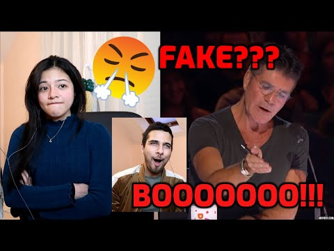 "Reaction to Marcelito Pomoy ""Beauty And The Beast"" - America's Got Talent"