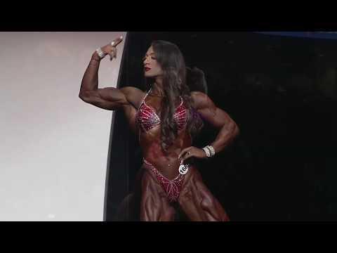 Mr. Olympia 2019 | Valentina Mishina Posing Routine