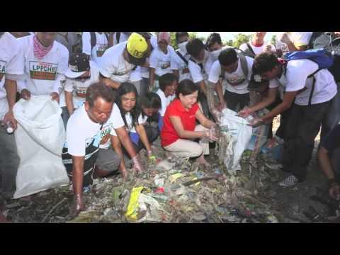 Manila Bay Pollution