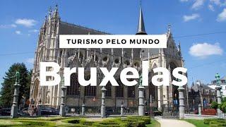 10 pontos turisticos mais visitados de Bruxelas