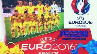 Uefa Euro 2016 - Romania vs Franta Meciul de Deschidere