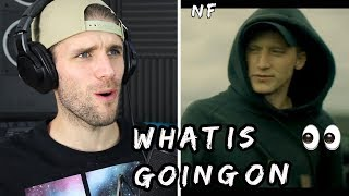 Rapper Reacts to NF CHANGE! | WHAT JUST HAPPENED?! (AUDIO)