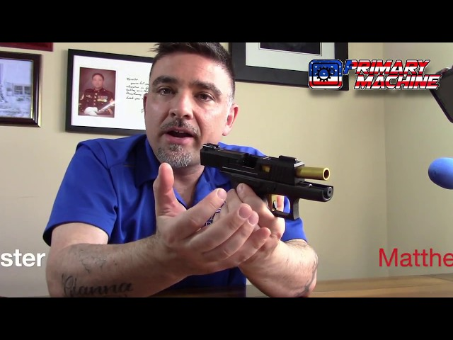 Primary Machine Review – Glock Custom Slide