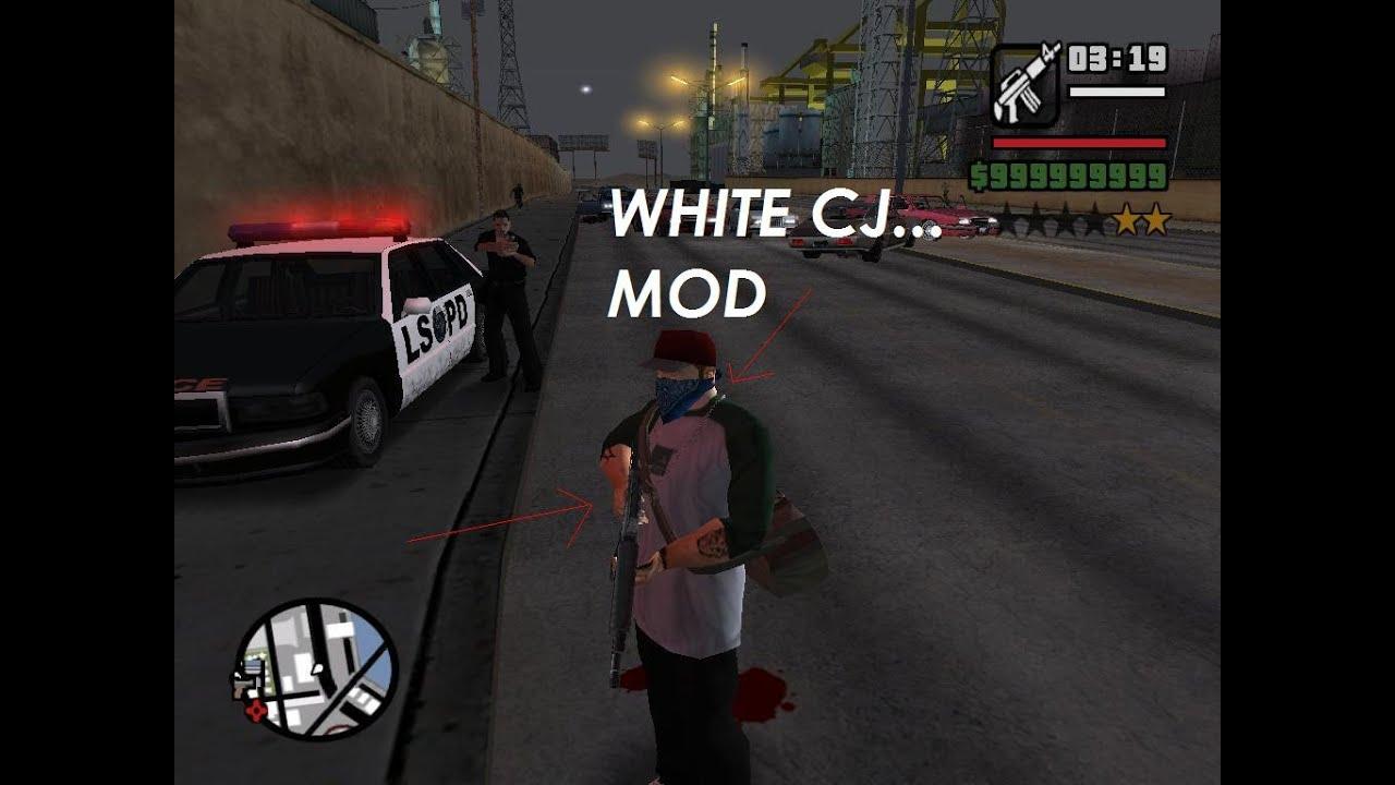 Gta Sa Cj White Mod Link Download