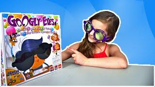 Кривые очки! Видео для детей от Ulyana's Empire