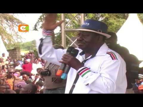 NASA principal encounters hostilities in Baringo