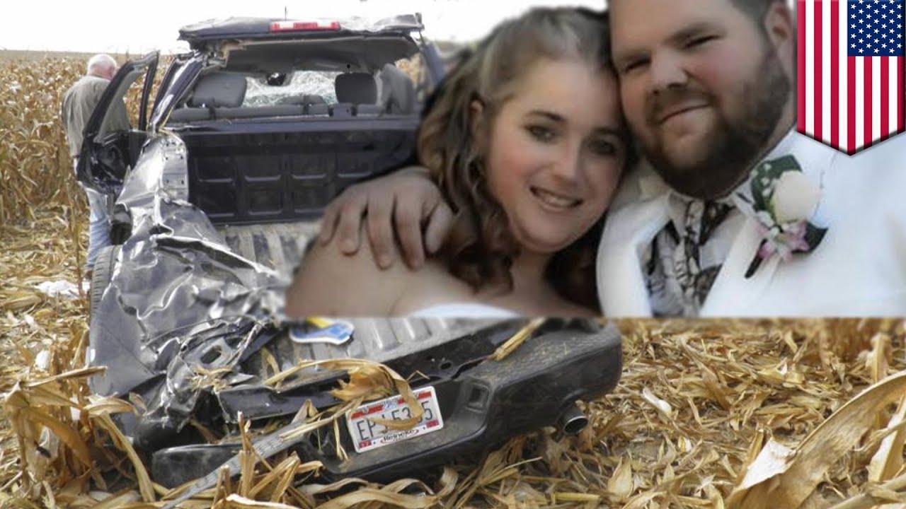 Невеста погибла в день свадьбы