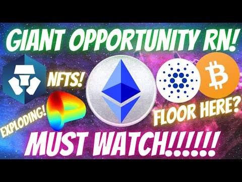Ethereum ETH News – Bitcoin & Market Correction This Is When You Should Worry!!! Cardano Dump Over?