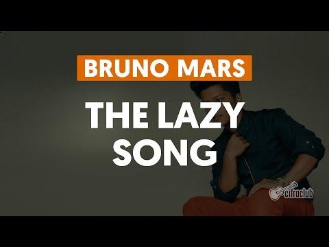 The Lazy Song - Bruno Mars (aula de violão completa)